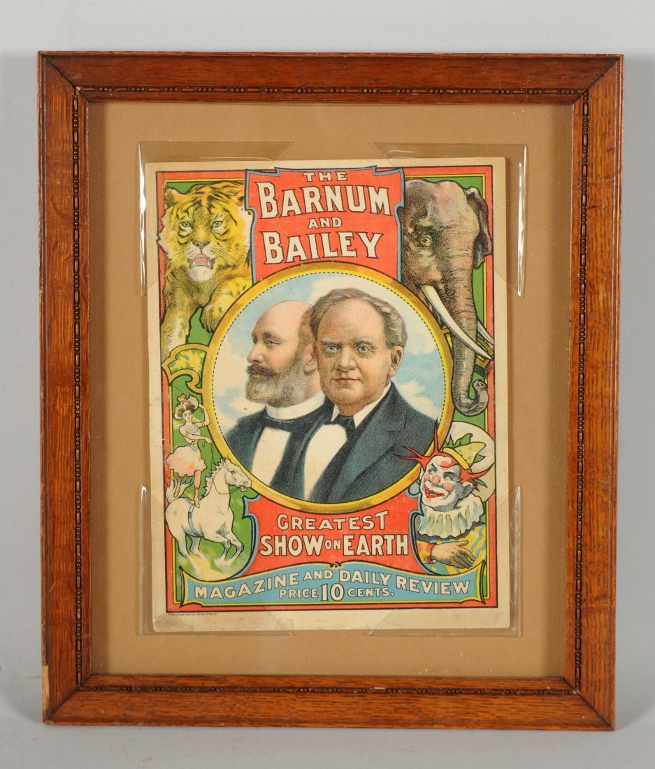 Barnum and Bailey Magazine & Daily Review.
