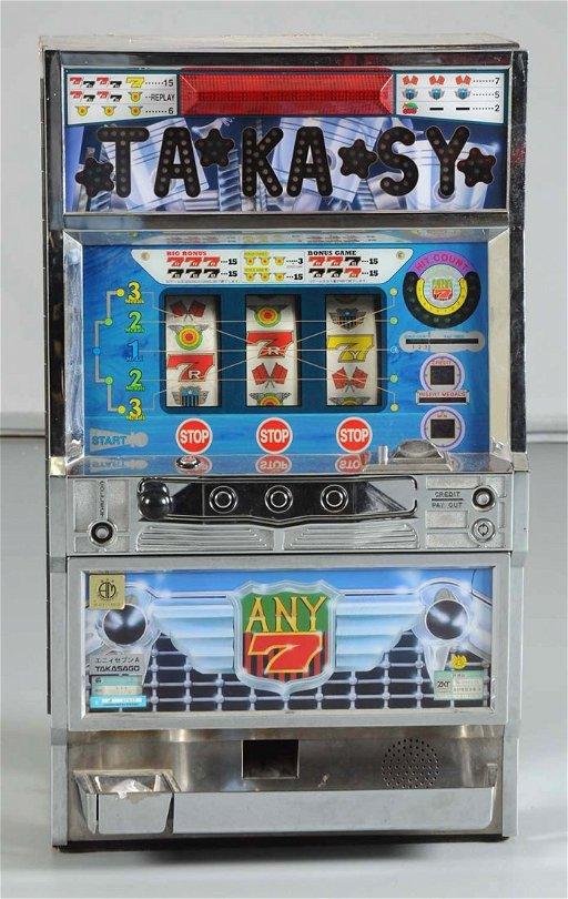 Ta Ka Sy Slot Machine