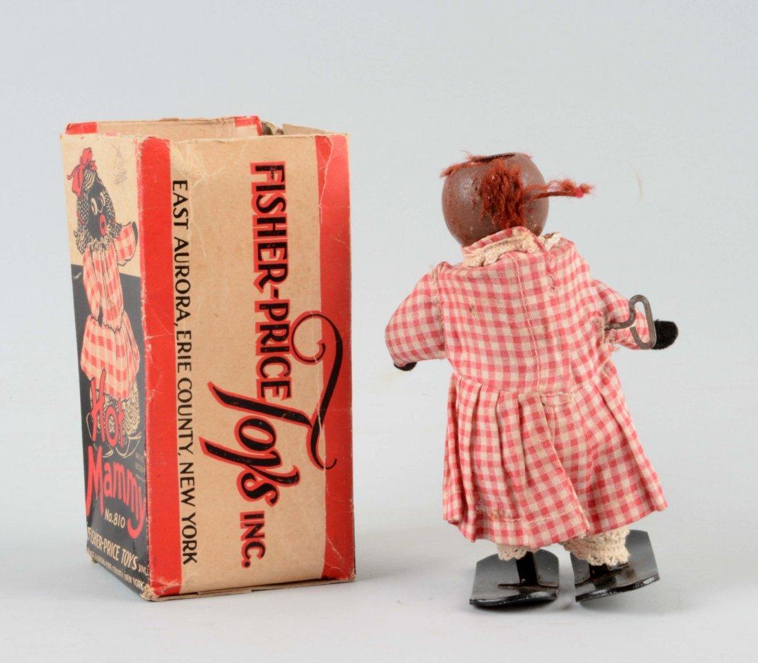 Fischer Price Wind Up Hot Mammy Toy. - 2
