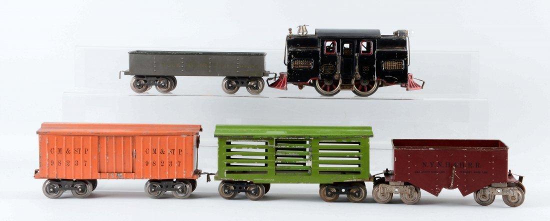 Lot Of 5: Lionel Prewar Standard Gauge No. 33 Freight