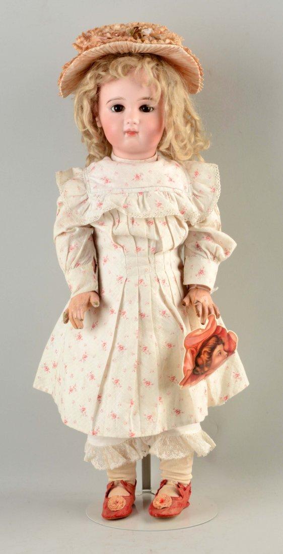 Jumeau Bebe Doll.