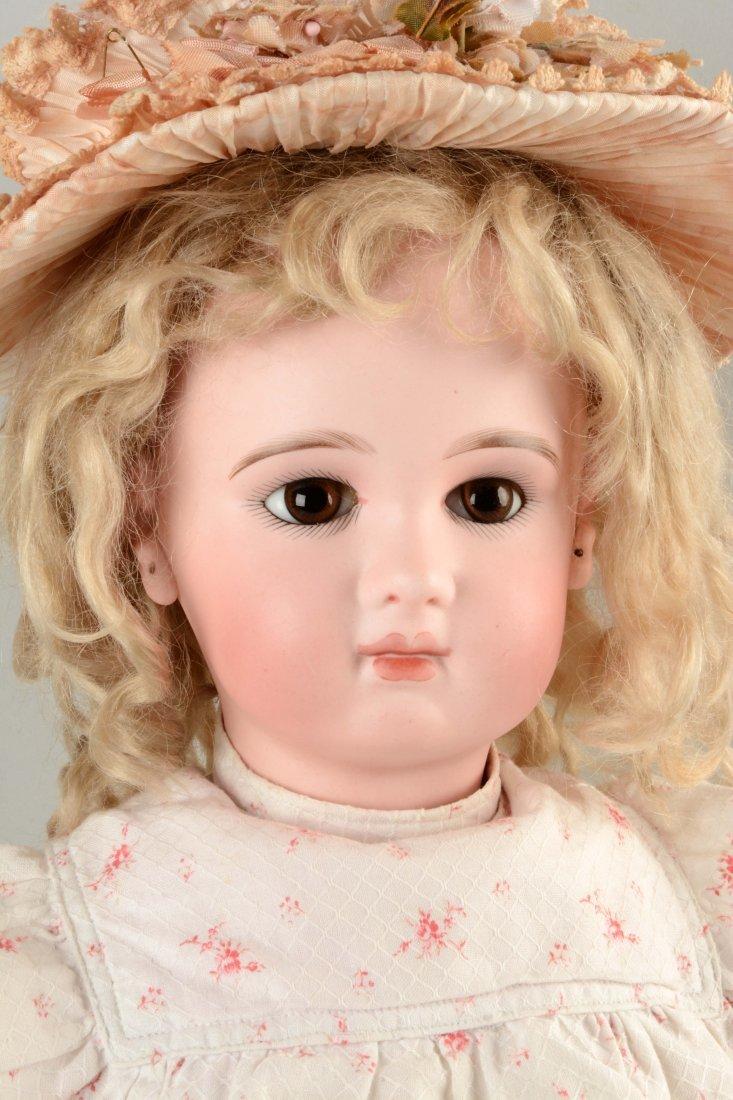 Jumeau Bebe Doll. - 2