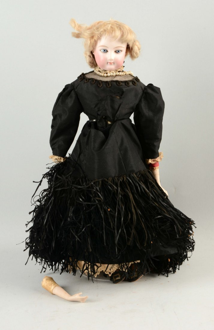 French Fashion Doll.