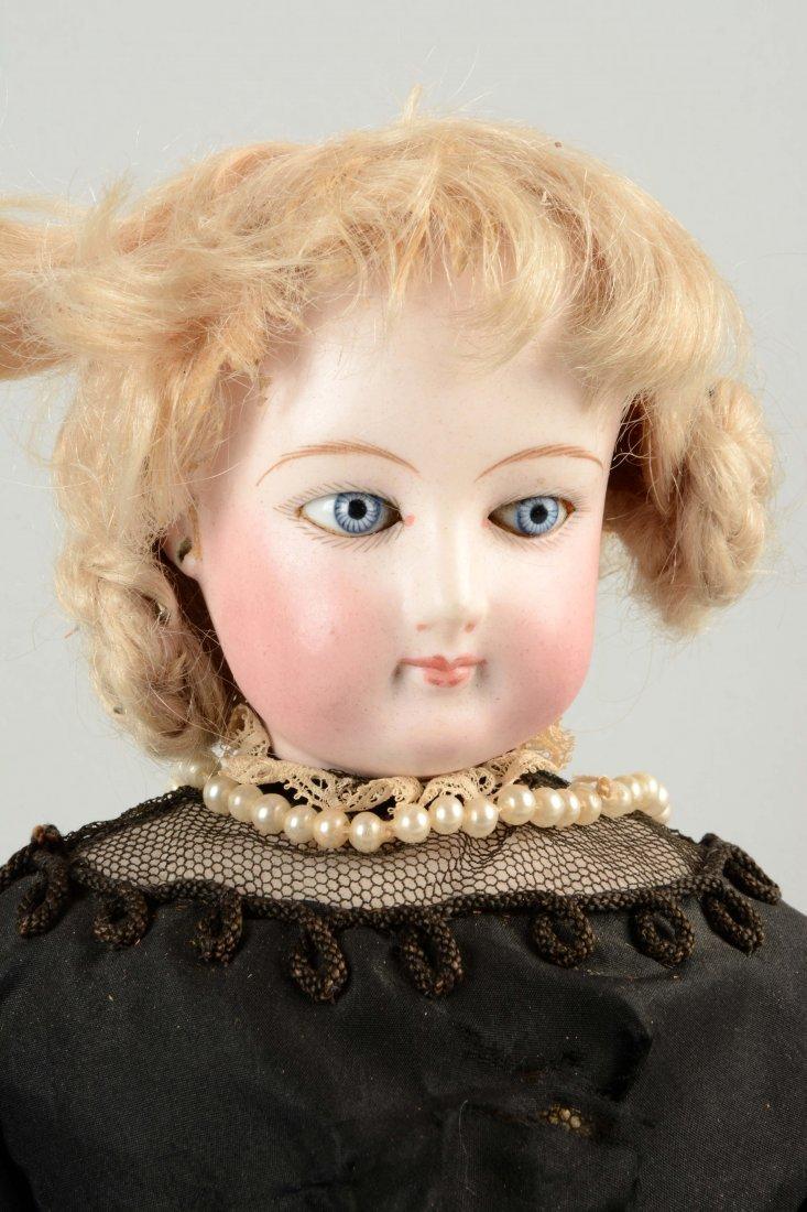 French Fashion Doll. - 2