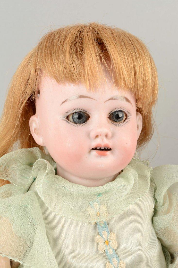Lot Of 2: German Bisque Head Dolls. - 2