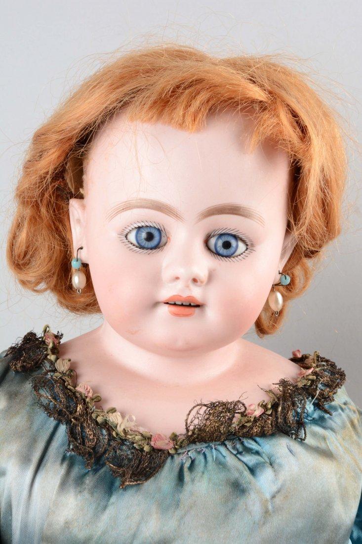Lot Of 2: Simon & Halbig Shoulder - Head Dolls. - 2