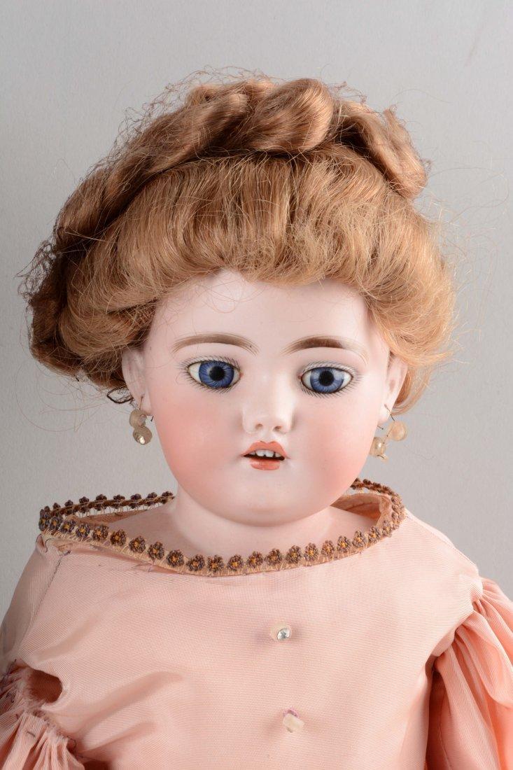 Lot Of 2: Simon & Halbig Shoulder - Head Dolls. - 3