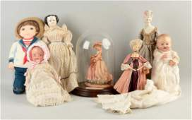 Lot of Miscellaneous Dolls.
