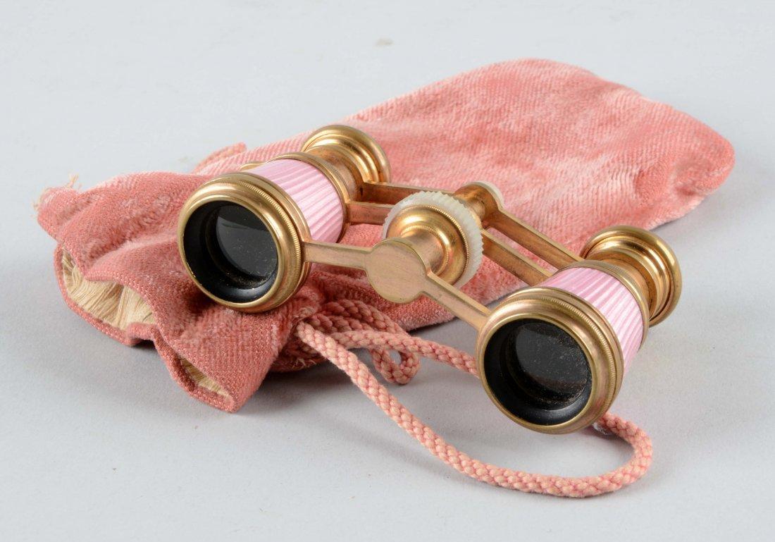 Early Opera Glasses.