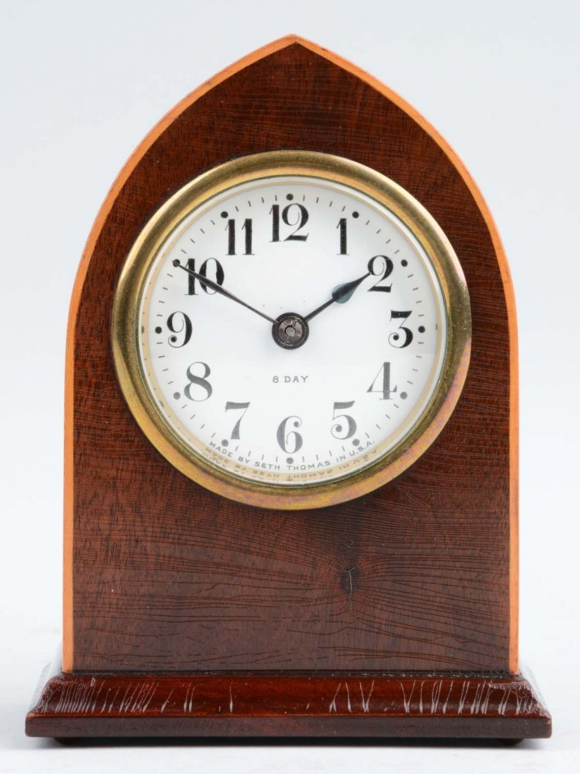 """Seth Thomas """"Como"""" Clock"""