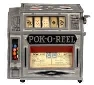 **1¢ Groetchen Tool & Mfg. Pok-O-Reel Trade Stimulator