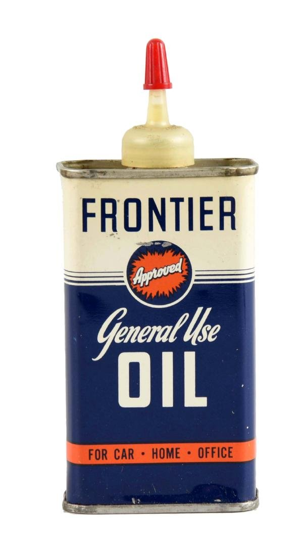 Frontier Handy Oiler Can.