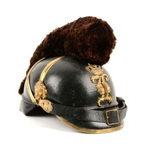 German Pickelhaube Helmet.