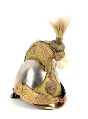 Cuirassier Style Helmet.