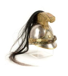 French 19th Century Helmet.