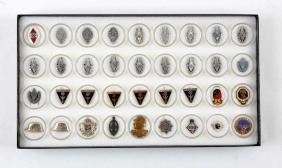 Lot of 36:  Nazi Era Badges & Membership Pins.