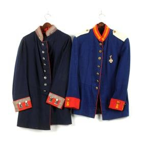 Lot Of 2: Imperial German Tunics.