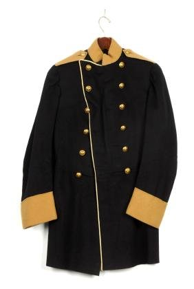 British Officer's Frock Coat of the 21st Lancers.