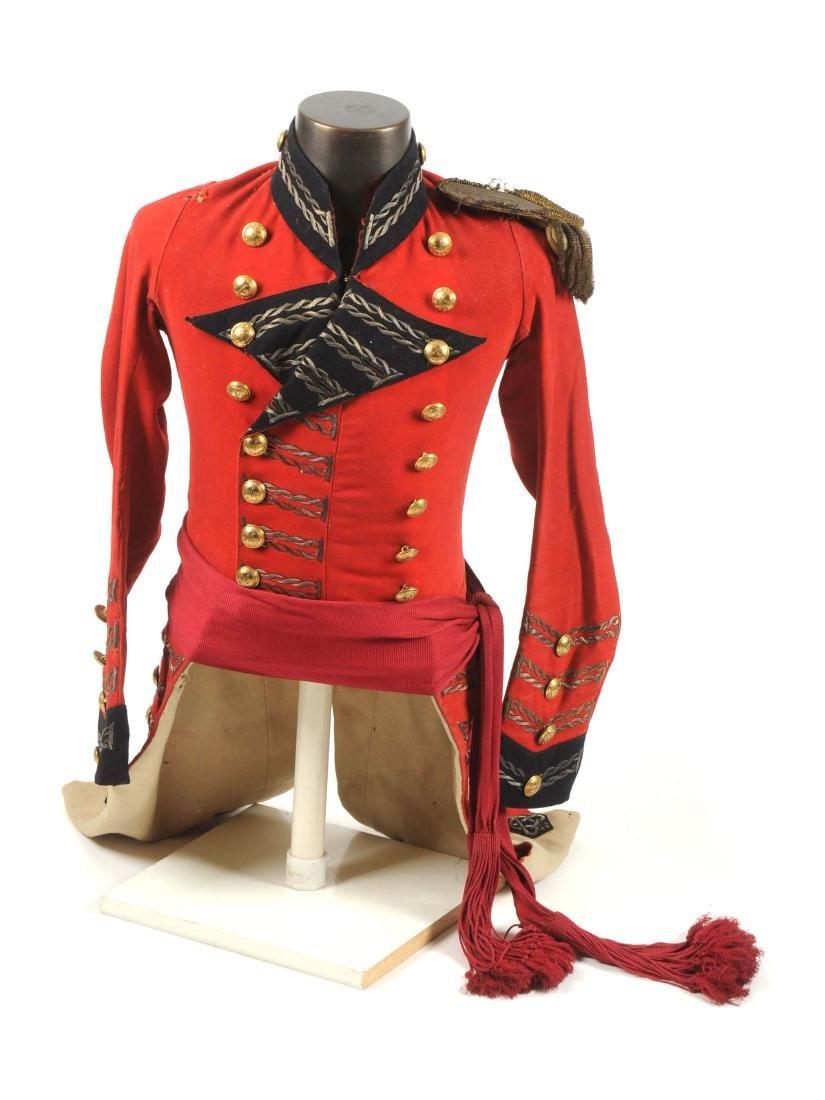British General Officer's Coat.