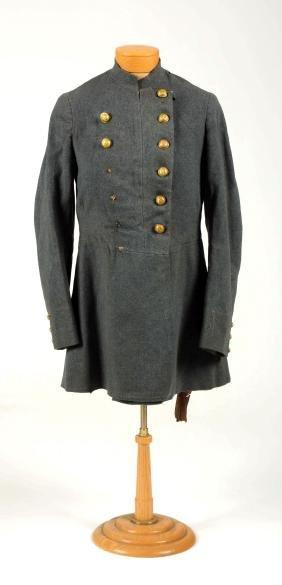 Confederate Veterans Frock Coat, Circa 1870's.