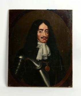 Portrait of Emperor Leopold I, Holy Roman Empire