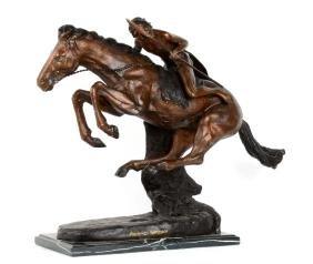 Frederick Remington's Cheyenne.