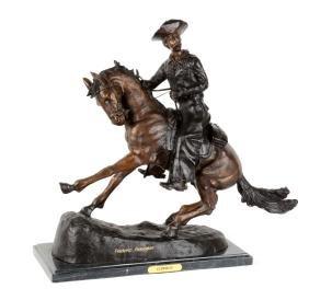 Frederick Remington's Cowboy.