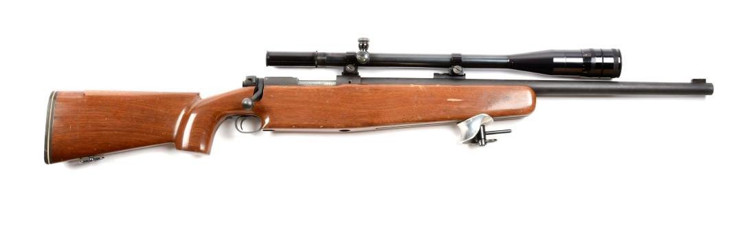 (M) Custom Winchester Model 70 Heavy Barrel Custom