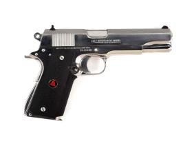 (M) Boxed Colt Delta Elite 10mm Semi-Automatic Pistol.