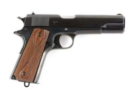 (C) Norwegian Model 1914 (Pistole 657) Semi-Auto