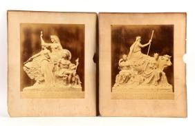 1876 Centennial Photographs by: E Mardaga of American &