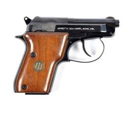 (M) Beretta Model 21A Semi-Automatic Pistol.