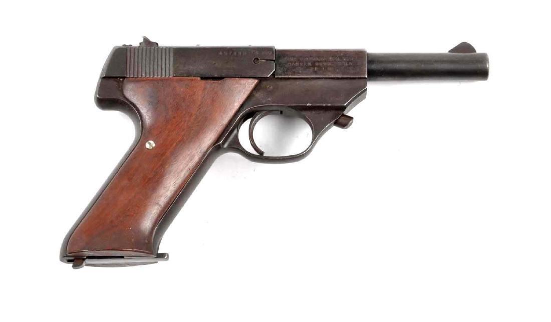 """(C) Hi-Standard """"Sport King"""" Semi-Automatic Pistol."""