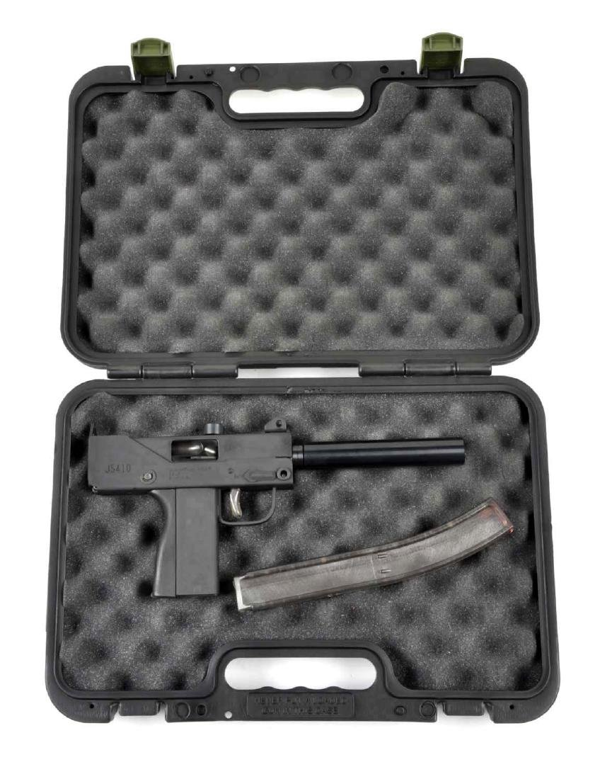 (M) Master Piece Arms .22 Semi-Automatic Pistol.