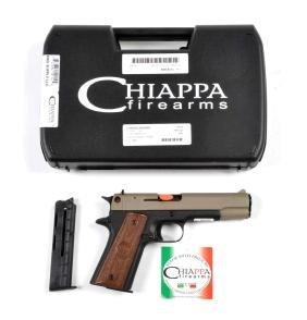 (M) MIB Chiappa 1911-22 Semi-Auto Pistol.