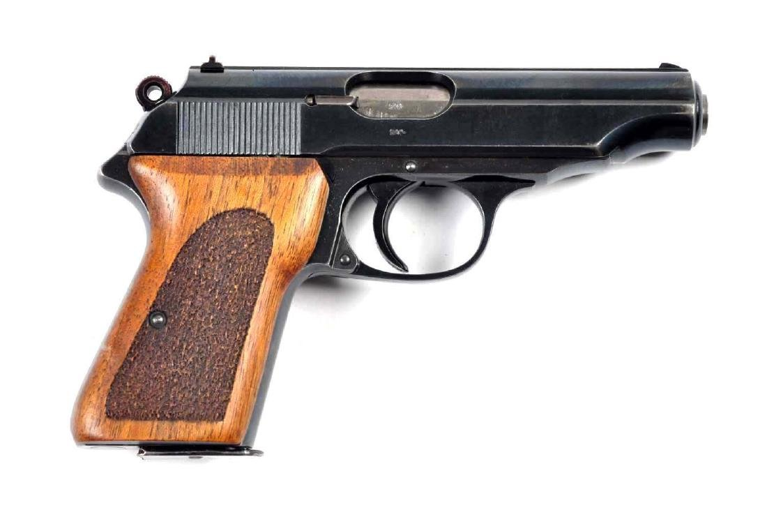(C) Walther Model PP Semi-Automatic Pistol.