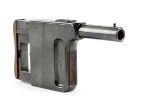 (A) Gaulois No. 1 Palm Pistol.