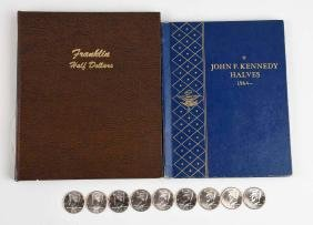 Lot Of U.S. & Mexican Silver Coins.