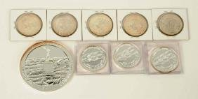 Lot of Silver Coins.