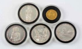 Treasures Of Ancient Egypt Coins.