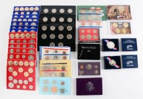 Lot Of 26: US Mint Coins.