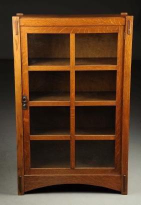 Lifetime Single Door Bookcase No. 7613.