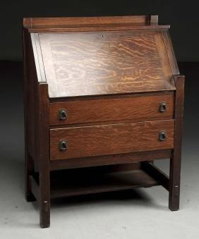 Lifetime Furniture Co. Dropfront Desk.