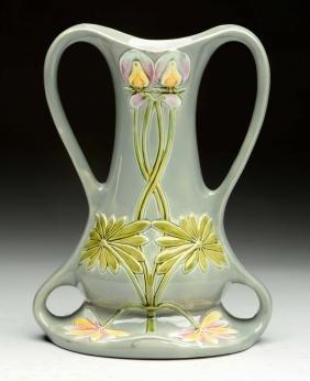 Julius Dressler Vase.