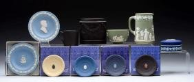Lot of Assorted Wedgwood Plates & Pitchers.
