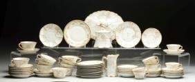 Lot Of Theodore Havland Limoges France Dishes.