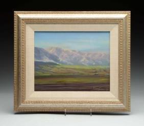 Bruce Graham Western Painting.