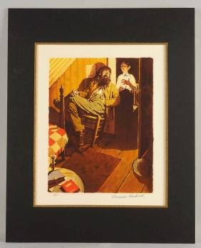 Norman Rockwell Untitled.