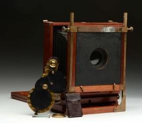 Vintage Box Camera.