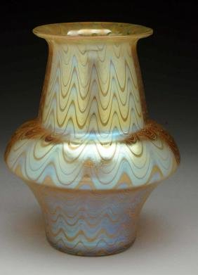 Very Fine and Early Loetz Vase.